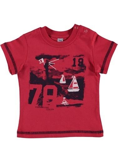 Panço Tişört Kırmızı